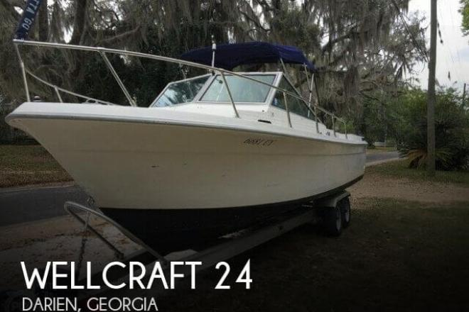 1981 Wellcraft 248 Offshore - For Sale at Darien, GA 31305 - ID 122203