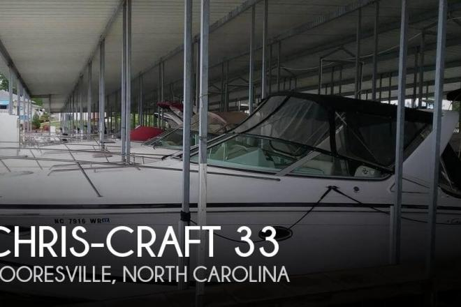 2000 Chris Craft 308 Express - For Sale at Mooresville, NC 28115 - ID 122208