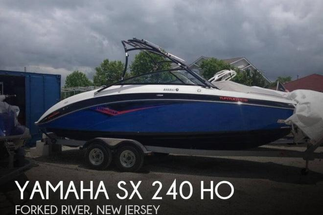 2014 Yamaha AR 240 HO - For Sale at Forked River, NJ 8731 - ID 122451