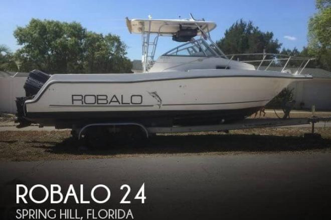 1995 Robalo 2440 - For Sale at Spring Hill, FL 34606 - ID 122503