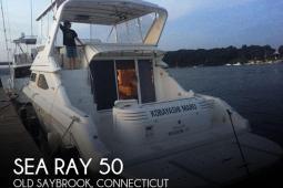 1997 Sea Ray 440 EB