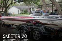 2012 Skeeter FX20