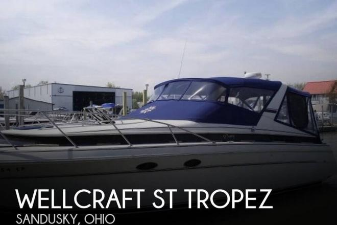 1990 Wellcraft St Tropez - For Sale at Sandusky, OH 44870 - ID 110067