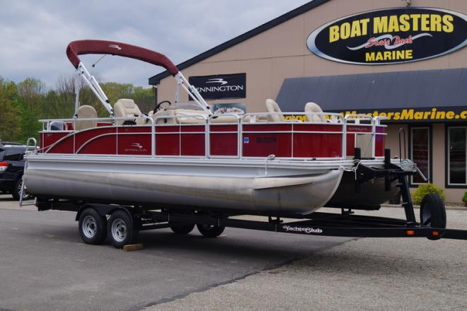 2014 Bennington 24 SFX - For Sale at Akron, OH 44302 - ID 120621