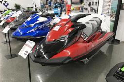 2017 Yamaha FX Cruiser SVHO