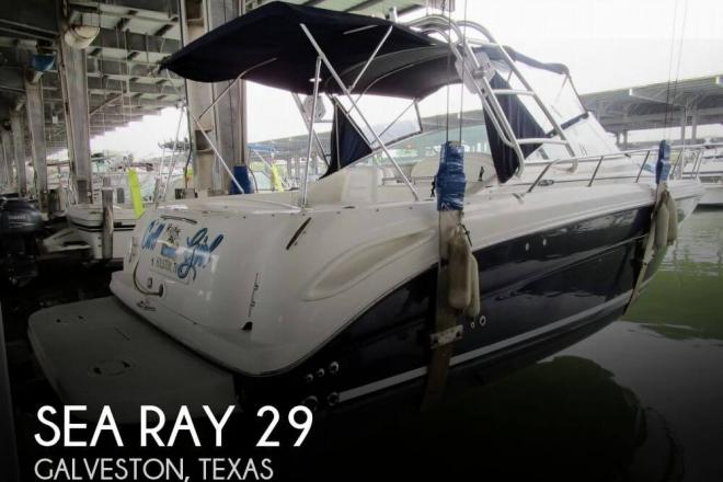 2005 Sea Ray 290 Amberjack - For Sale at Hitchcock, TX 77563 - ID 122780