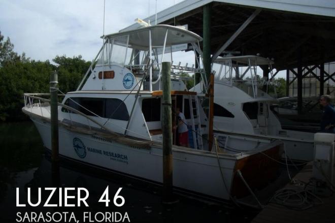 1978 Luzier 46 - For Sale at Sarasota, FL 34230 - ID 109906