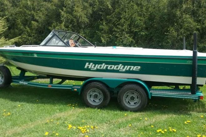1995 Hydrodyne Grand Sport - For Sale at New Hampton, IA 50659 - ID 122852