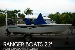 2013 Ranger Bahia 220