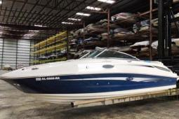 2010 Sea Ray 260SD