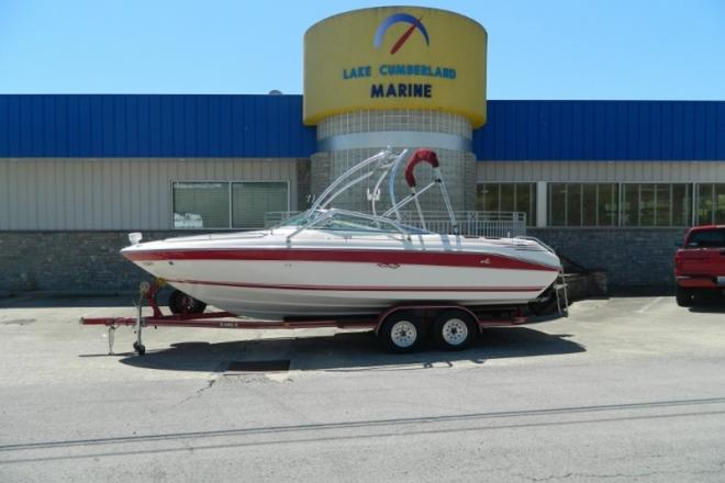 1991 sea ray 225 24 foot 1991 sea ray motor boat in for Somerset motors somerset ky