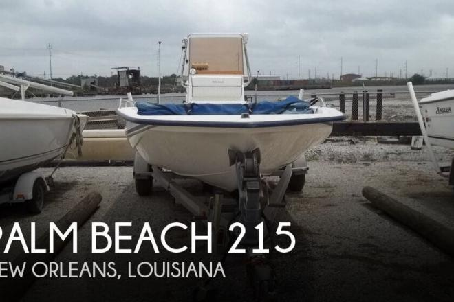 2007 Palm Beach 215 - For Sale at New Orleans, LA 70154 - ID 121940