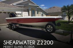 2008 Shearwater Z2200