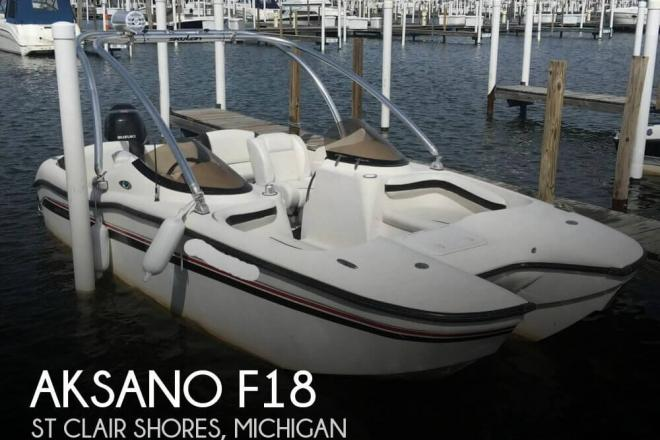 2007 Aksano F18 - For Sale at Saint Clair Shores, MI 48080 - ID 110793