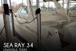 2000 Sea Ray 34