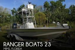 2007 Ranger 2300 Bay Boat
