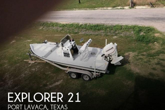 2006 Explorer 210 TV - For Sale at Port Lavaca, TX 77979 - ID 123410