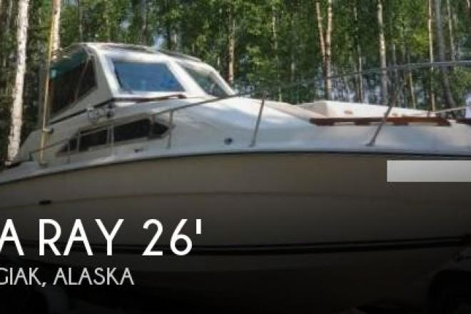 1978 Sea Ray 26 Weekender - For Sale at Chugiak, AK 99567 - ID 76840