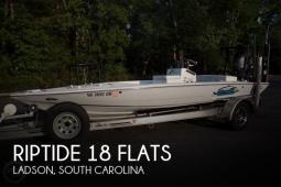 2015 Riptide 18 Flats