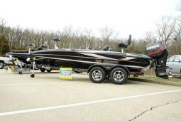2014 Triton 19XS Tournament Bass