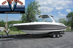 2008 Sea Ray 300 SLX Bowrider