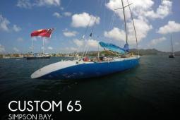1985 Custom Built Americas Cup 12 meter