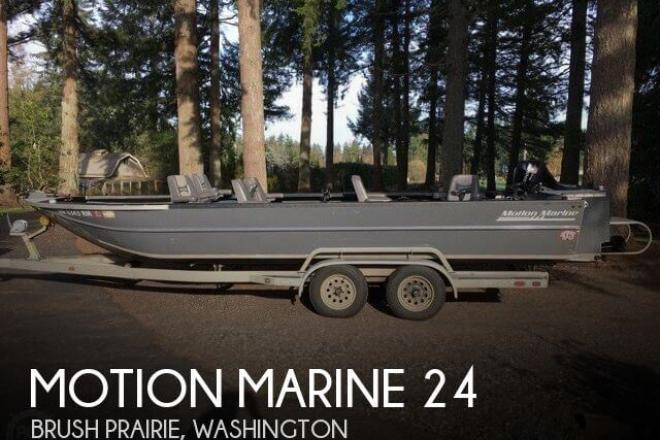 2001 Motion Outback Fishing Machine - For Sale at Brush Prairie, WA 98606 - ID 123729
