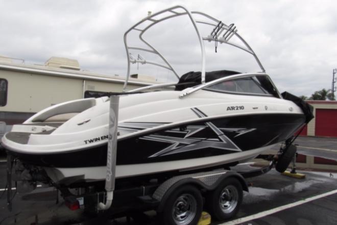 2011 Yamaha AR210 - For Sale at San Bernardino, CA 92401 - ID 123756