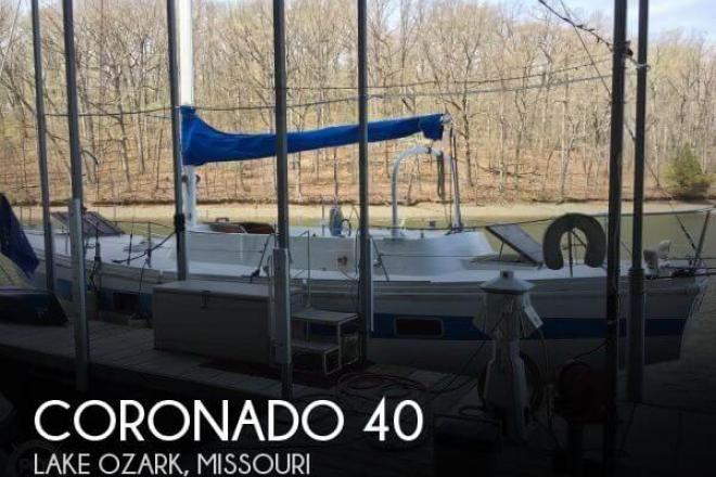 1972 Coronado 41 - For Sale at Lake Ozark, MO 65049 - ID 123862