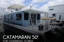 2003 Catamaran Cruisers Aqua Cruiser 50SE Luxury Boatel