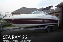 2008 Sea Ray 220 SD 22