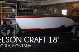 2012 Nelson 18 Runabout
