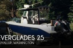 2007 Everglades 240 CC