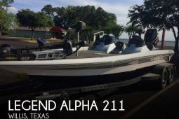 2013 Legend Alpha 211