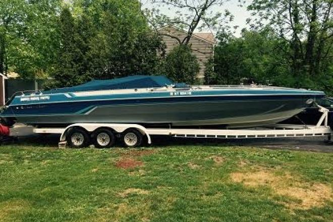 1985 Chris Craft Stinger - For Sale at Kings Park, NY 11754 - ID 124196