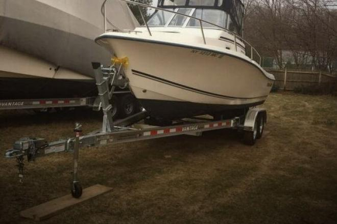 2005 Palm Beach 2100 WA - For Sale at Canton, MA 2021 - ID 124227