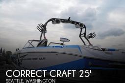 2014 Correct Craft Super Air  Nautique G25
