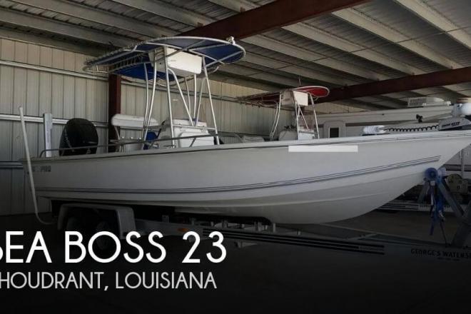 2006 Sea Pro SV2400 CC - For Sale at Foley, AL 36535 - ID 124265