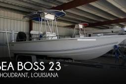 2006 Sea Boss 23