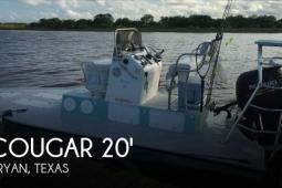 2010 Cougar South Bay 200