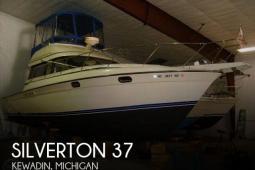 1990 Silverton 37