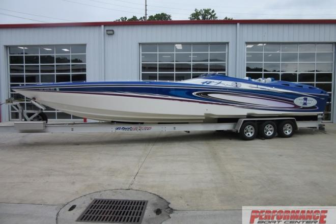 2004 Cigarette 42X - For Sale at Osage Beach, MO 65065 - ID 124399