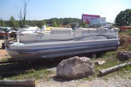 2008 Bennington 2550 RLC