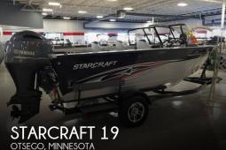 2014 Starcraft Superfisherman 186
