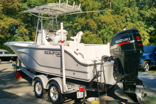 2007 Sea Fox Center Console - For Sale at Front Royal, VA 22630 - ID 124719