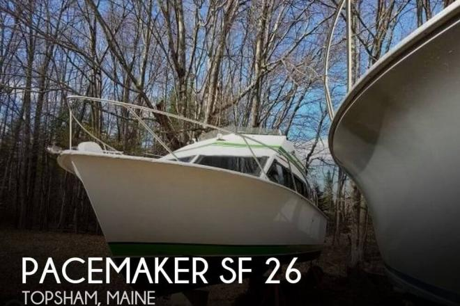 1978 Pacemaker SF 26 - For Sale at Topsham, ME 4086 - ID 124081