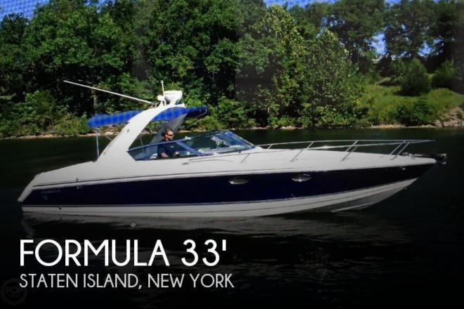 2004 Formula 330 Sun Sport - For Sale at Staten Island, NY 10301 - ID 74096