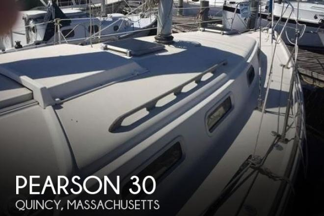 1986 Pearson P303 - For Sale at Quincy, MA 2269 - ID 124816
