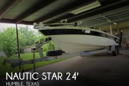 2014 Nautic Star 2400 Sport