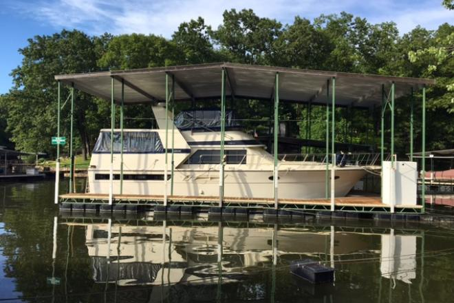 1989 Carver 48' Californian Motor Yacht - For Sale at Lake of the Ozarks, MO 65065 - ID 124979